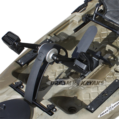 Astro Kayak Pedal Drive