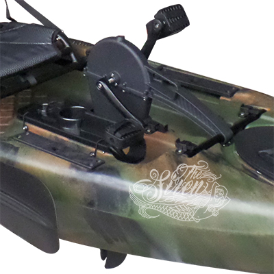 NuTech Kayak Pedal Drive