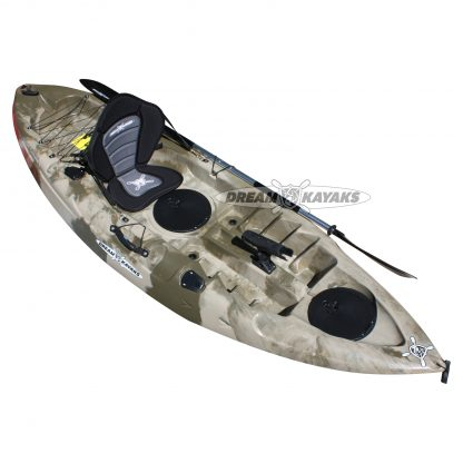 Dream Catcher 3 Kayak Flathead Camo